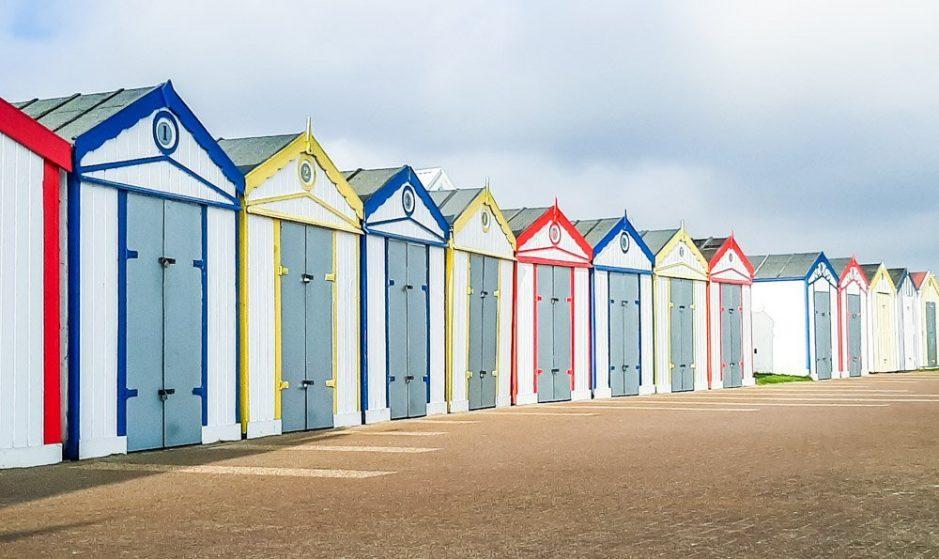 Beach Huts Great Yarmouth