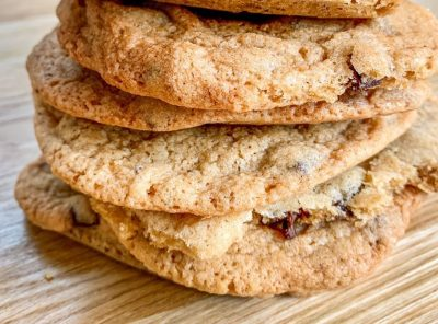 Quick and Tasty Chocolate Chip Cookies