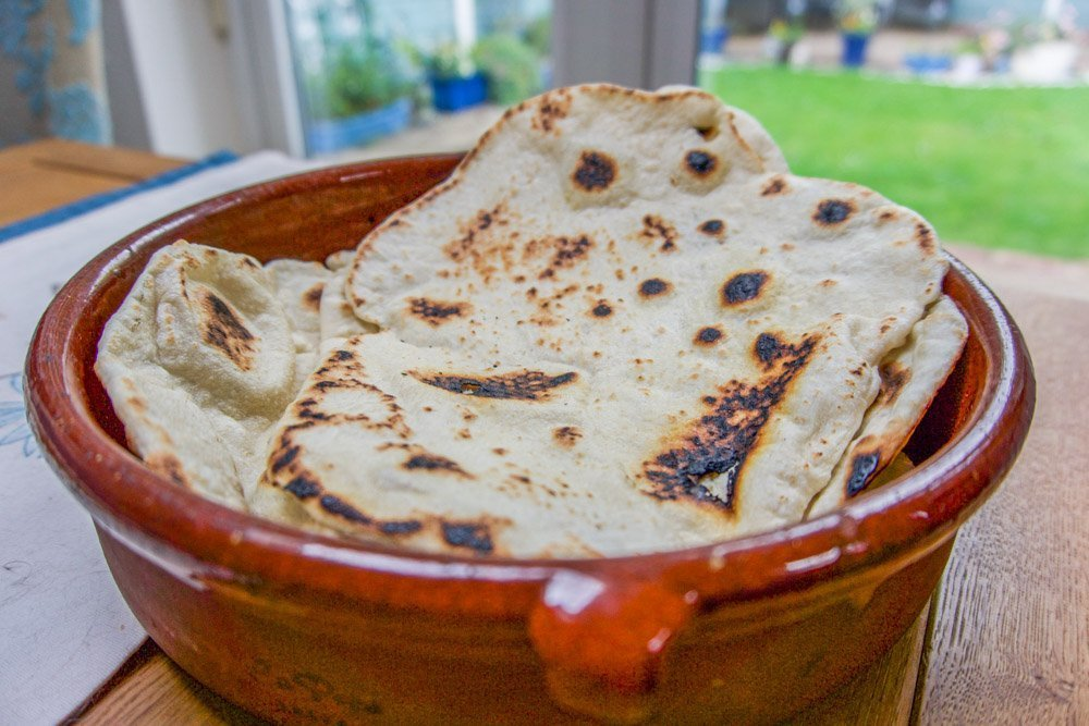 A Simple Flatbread Recipe