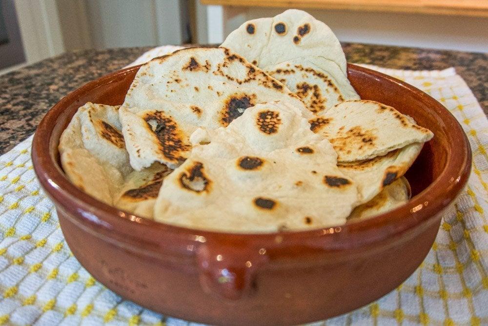 A Simple Flatbread Recipe