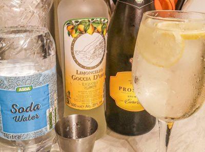 Limoncello Spritz - An Italian Summer Delight