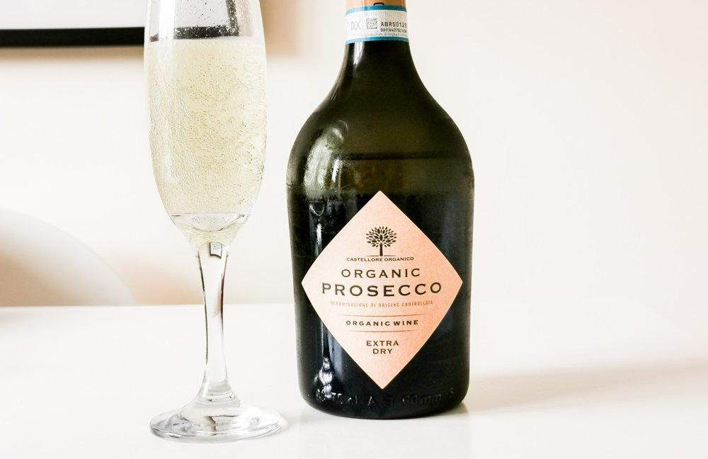 Organic Prosecco Extra Dry - A Delightful Aldi Fizz