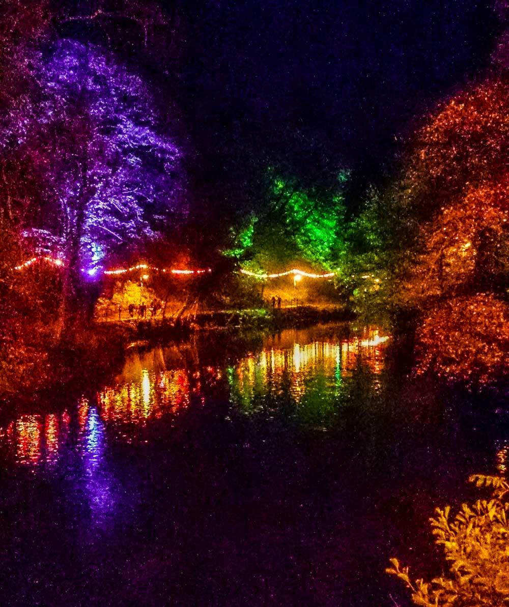 colourful illuminations