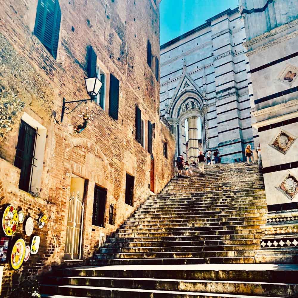 Florence steps