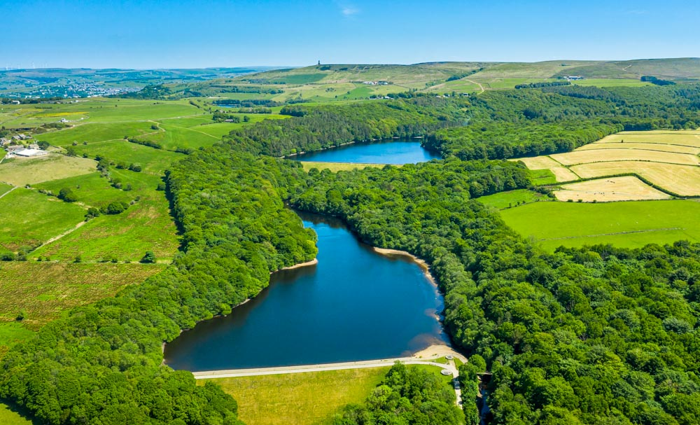 Great Reservoir Walks In Britain
