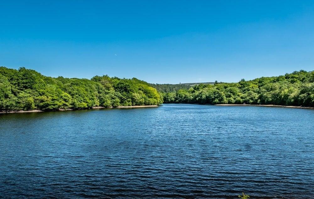 A Circular Walk Around Roddlesworth Reservoirs, Lancashire