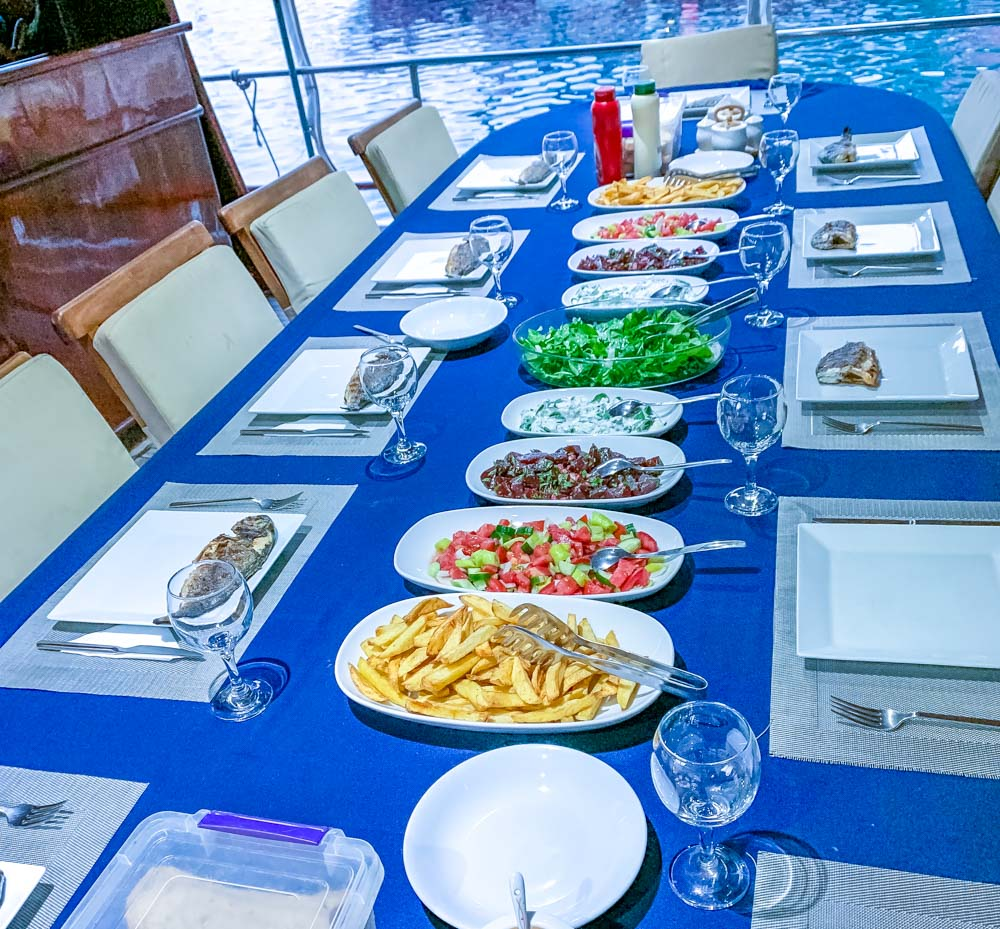 yacht-lunch Sail Away On The Aegean Sea With Your Own Private Gulet