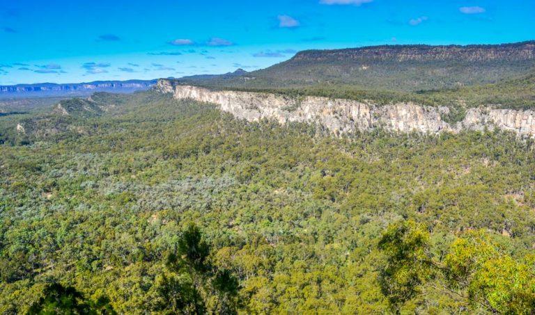 Cania Gorge and Carnarvon Gorge National Parks, Queensland