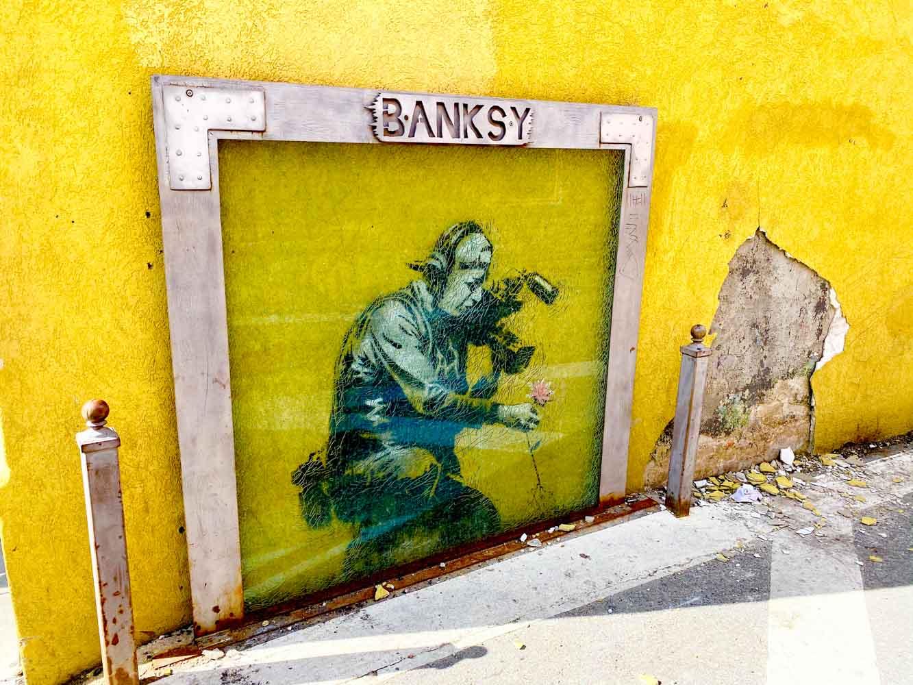 BanksyPicture Life Elevated - Exploring Park City, Utah