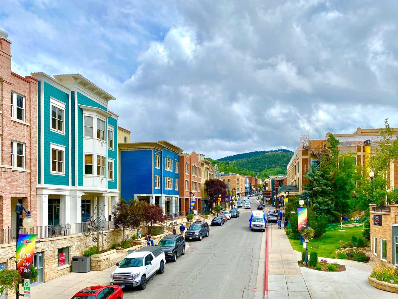 DowntownParkCity Life Elevated - Exploring Park City, Utah