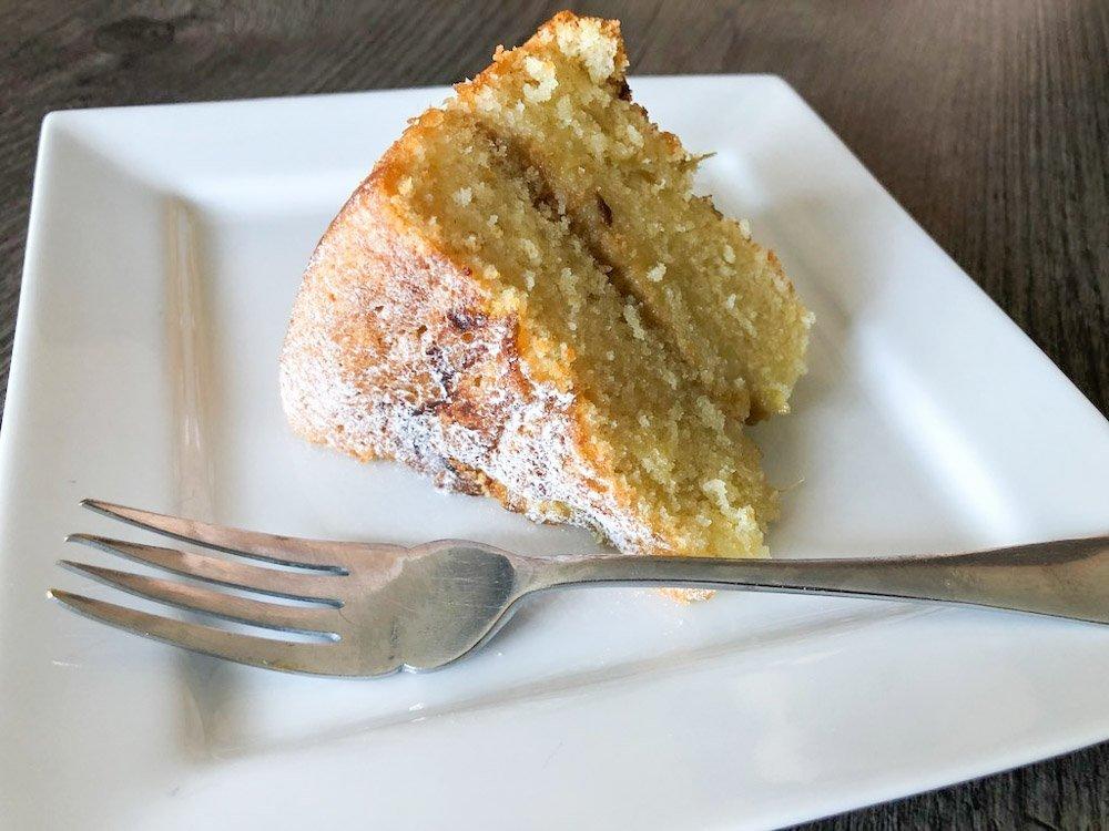 IMG_6376 Devilishly Delicious Rhubarb and Custard Cake