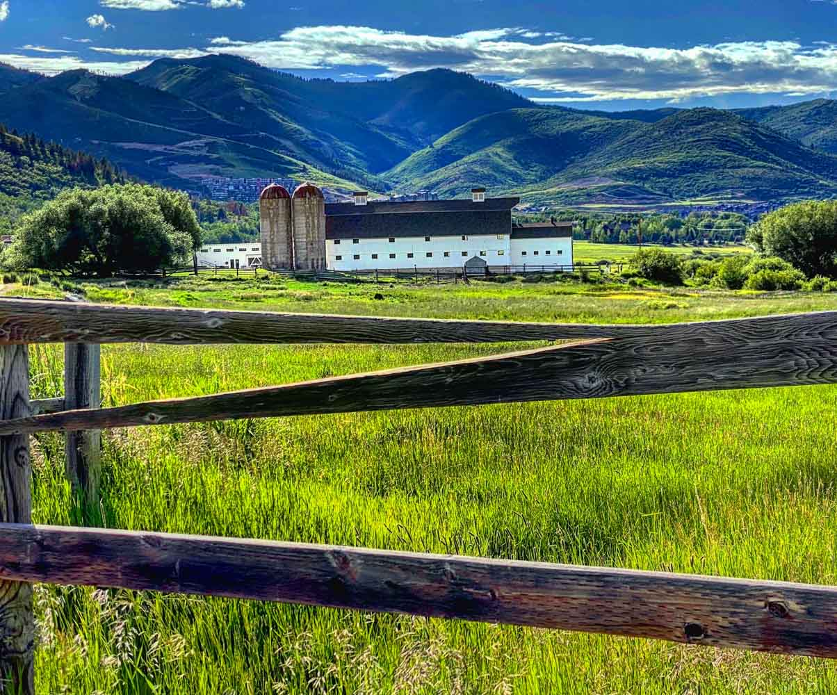 Park City is an outdoor adventurer's paradise
