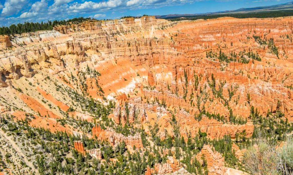 The Hoodoos and Bryce Canyon National Park, Utah