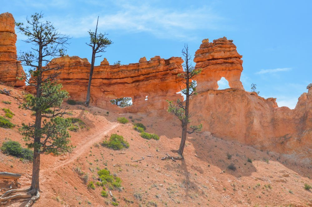 Picture-5-1 The Hoodoos and Bryce Canyon National Park, Utah