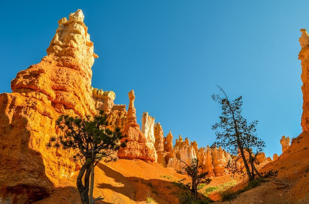 Picture-8-1 The Hoodoos and Bryce Canyon National Park, Utah