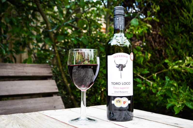 Toro Loco Tinto Superior 2018 – A Surprisingly Tasty Red Wine