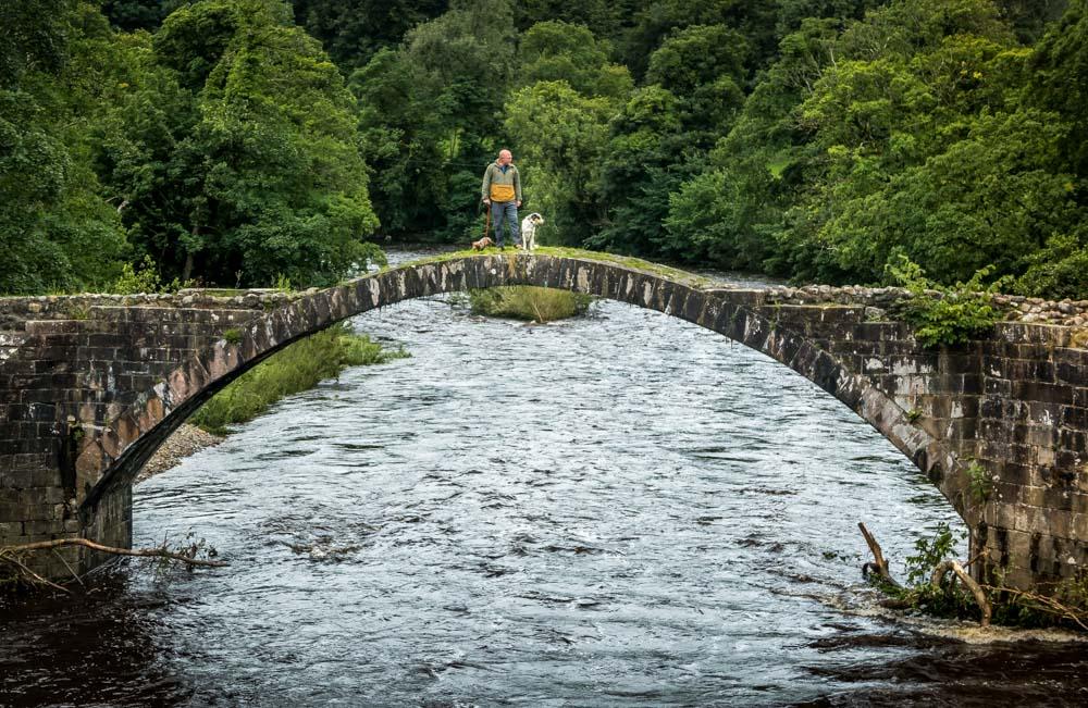 great view of cromwell's bridge
