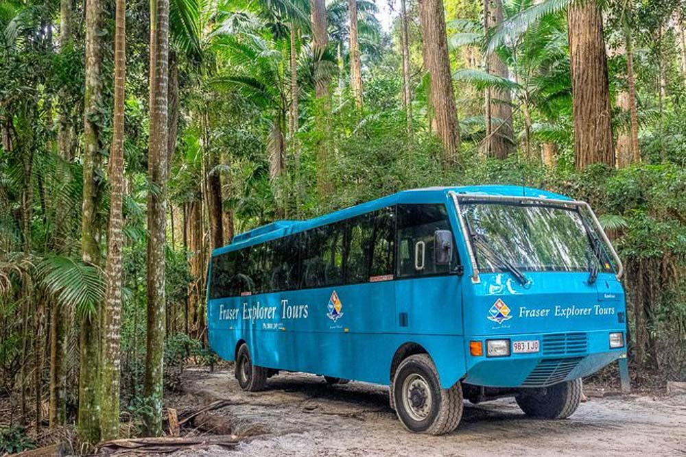 2 Fraser Island - The Largest Sand Island In The World