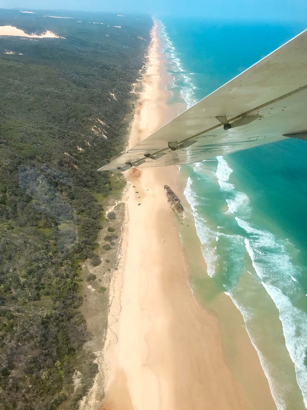 8 Fraser Island - The Largest Sand Island In The World