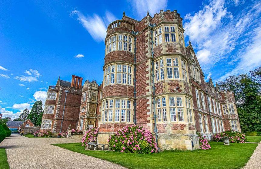 A Visit To Burton Agnes Hall and Gardens