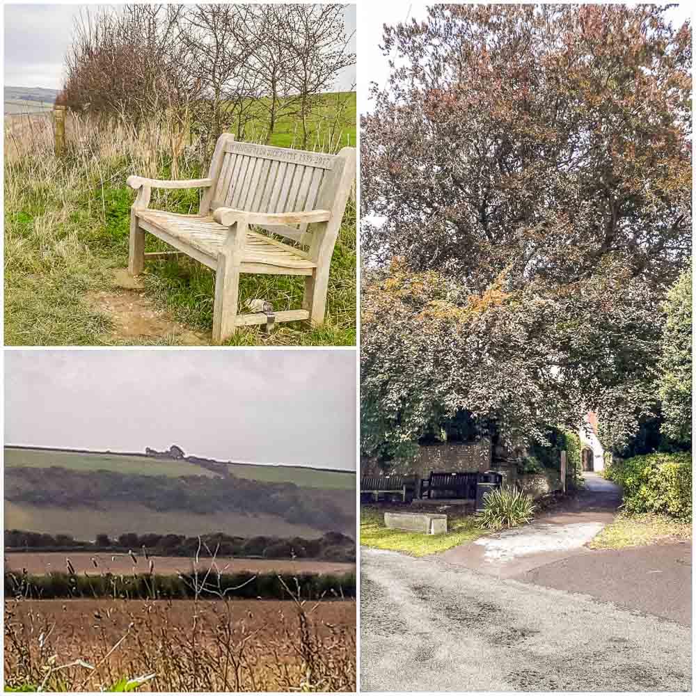 Picture-6-1 Arun Valley Walk, Wepham Down And The Village of Burpham