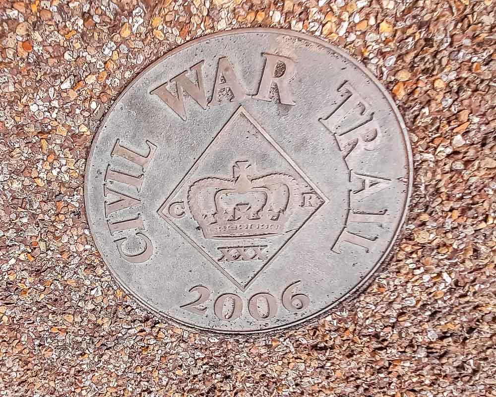 civil war trail newark