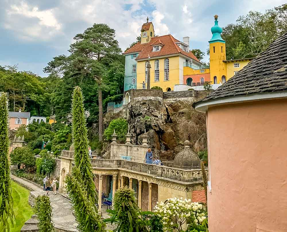 Portmeirion – Little Italy In Wales And The Set Of The Prisoner