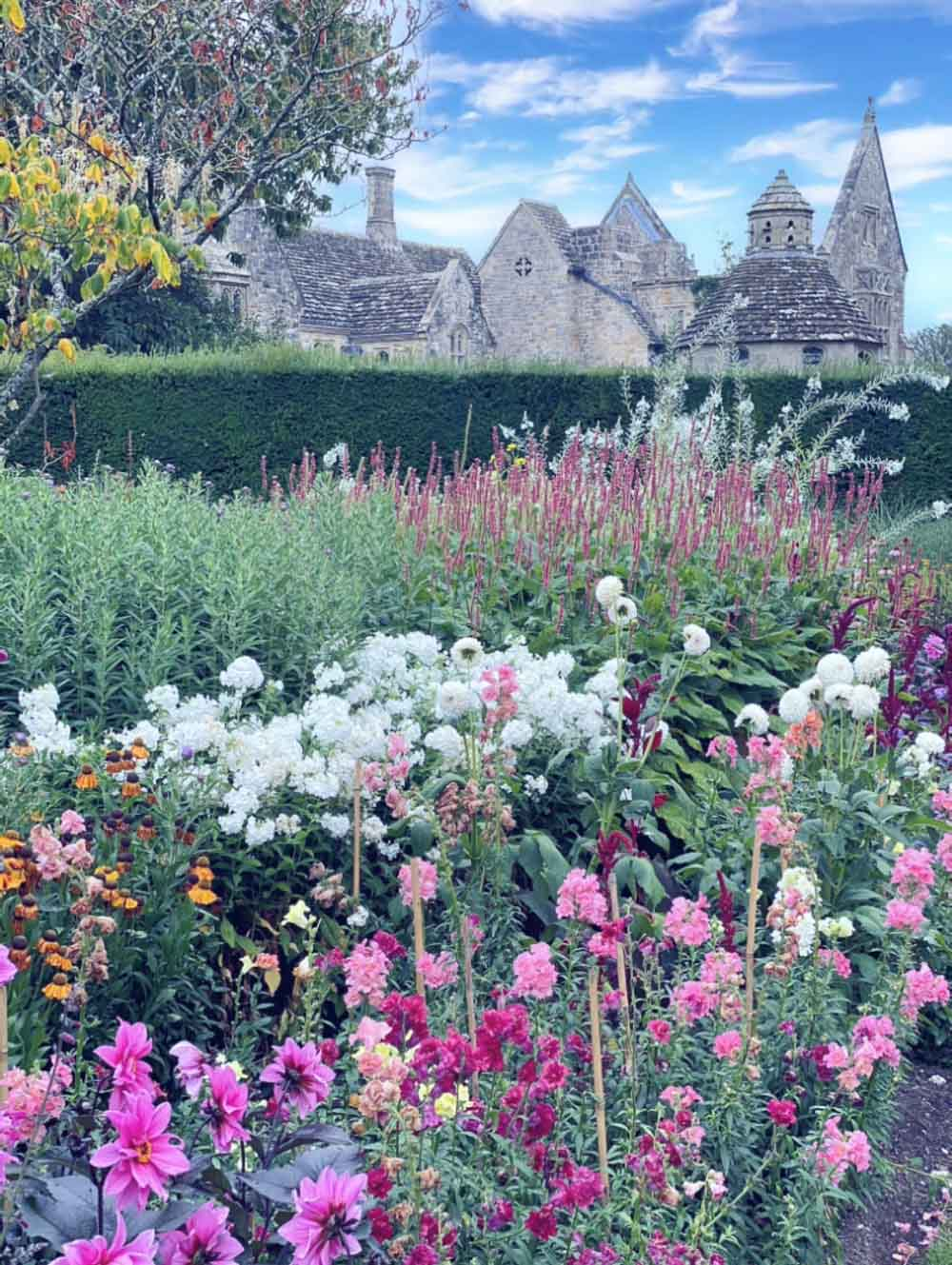 gardens-view Nymans - The Romantic West Sussex Ruins and Garden