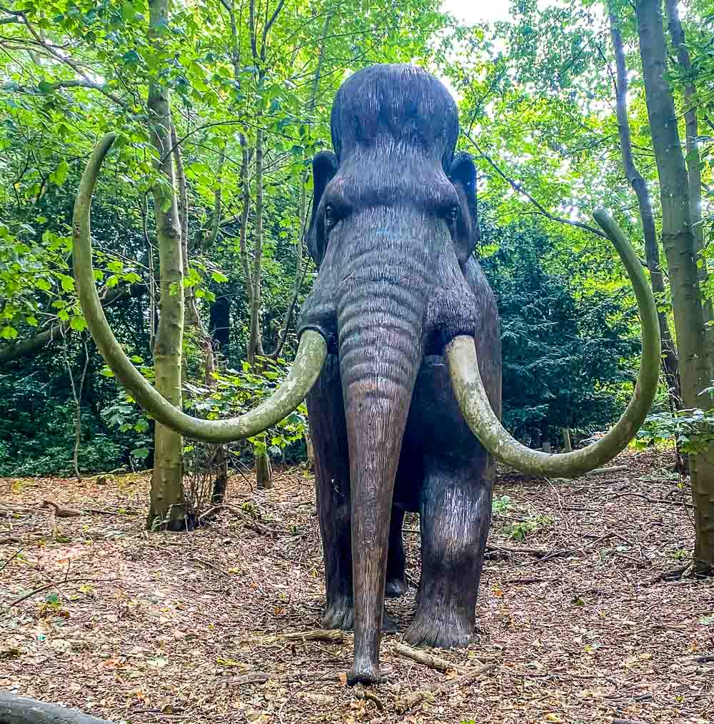 mammoth Roarr! Dinosaur Adventure - A Family Day Out