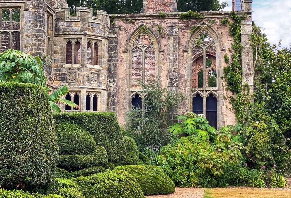 Nymans - The Romantic West Sussex Ruins and Garden