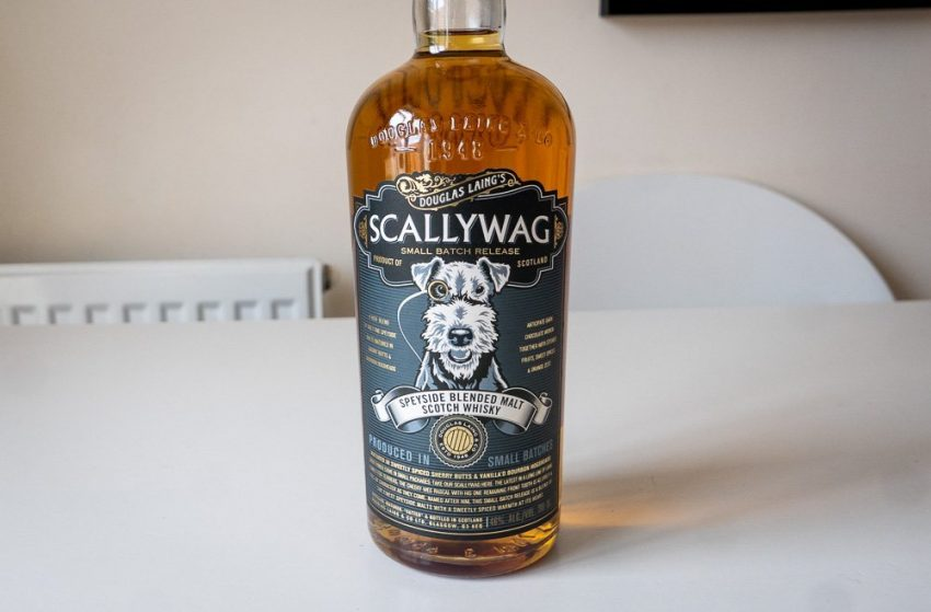 Scallywag - A Speyside Blended Malt Scotch Whisky