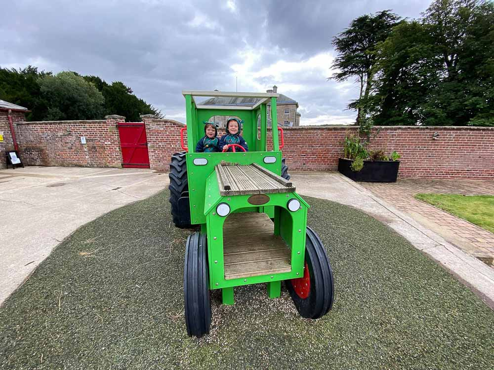 sled4 Sledmere House and Gardens - A Lovely Visit