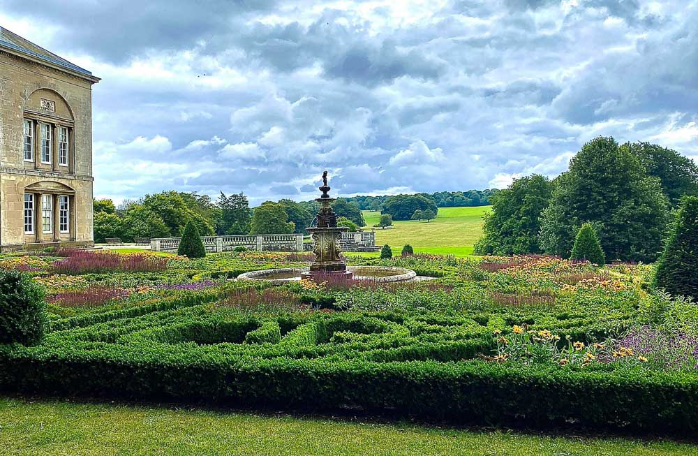 gardens at sledmere house