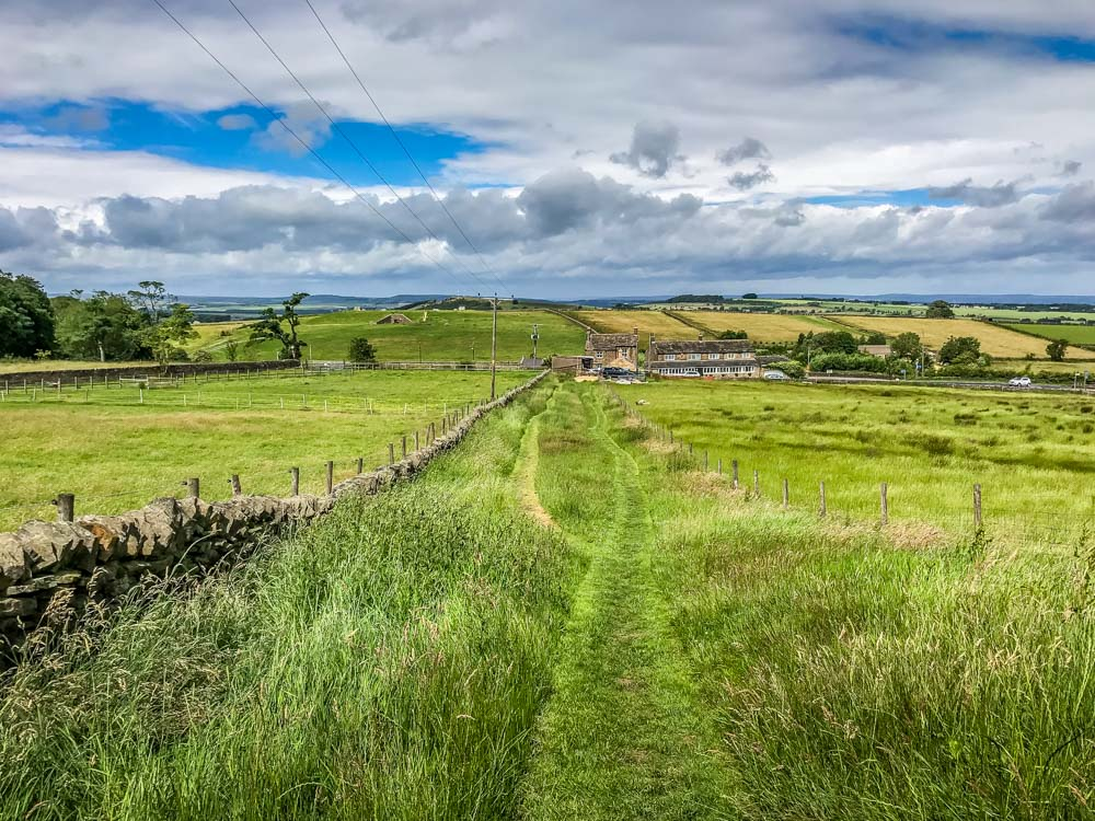 10.-Heading-for-Thurstonland The Holme Valley Circular Walk - West Yorkshire