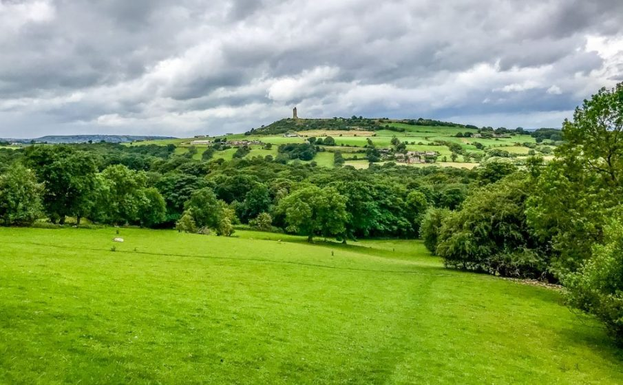 The Holme Valley Circular Walk in West Yorkshire