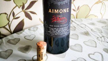 Aimone Vino Rosso D'Italia wine review