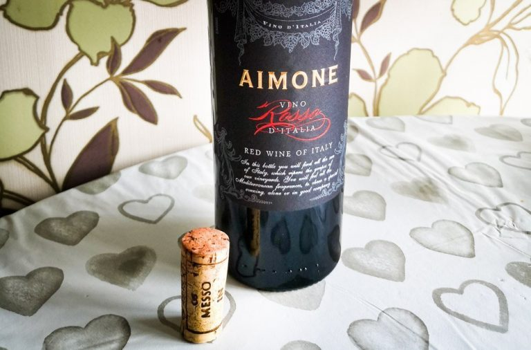 Aimone Vino Rosso D'Italia 'A little Taste Of Italy'