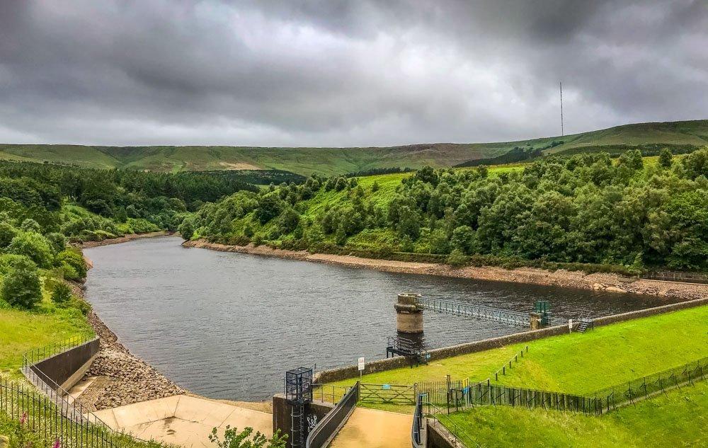 Brownhill reservoir