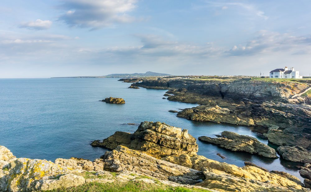 Hiking The Isle of Anglesey Coastal Path