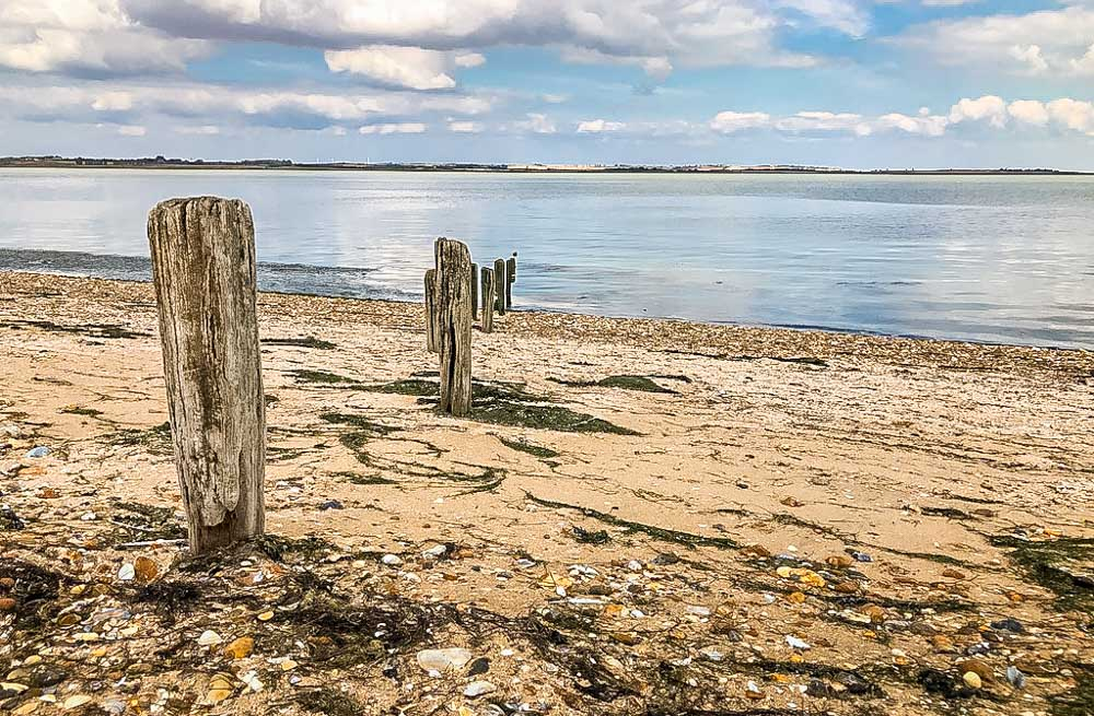 Hiking The Saxon Shore Way From Seasalter to Faversham