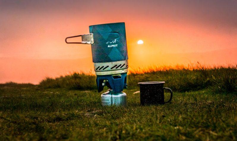 Alpkit Brukit – Camping Stove For Mini Adventures