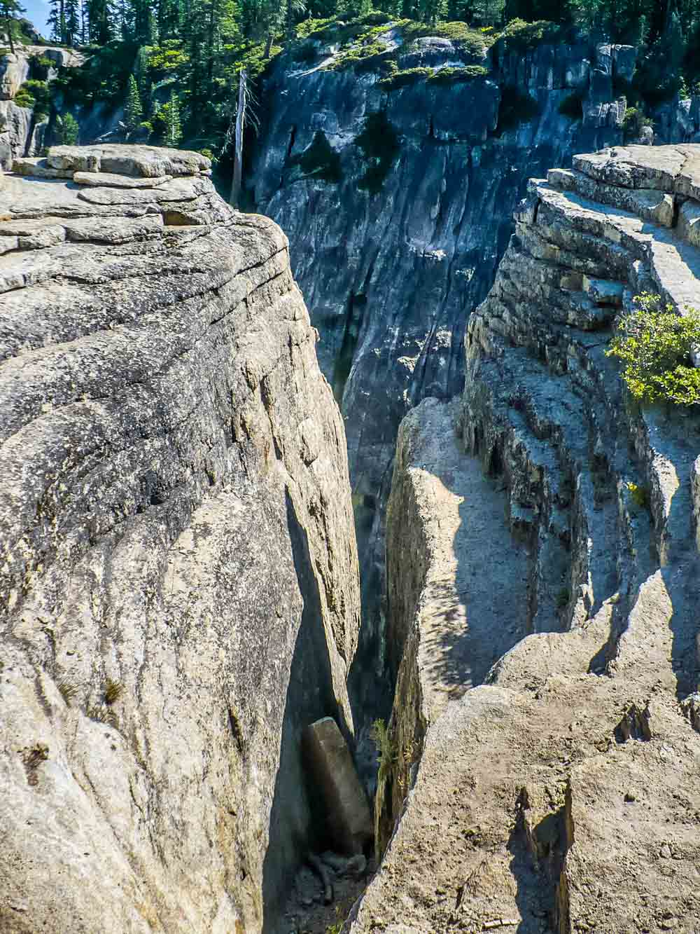 the fissures of taft point