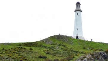 The Sir John Barrow Monument, Lighthouse Without a Light