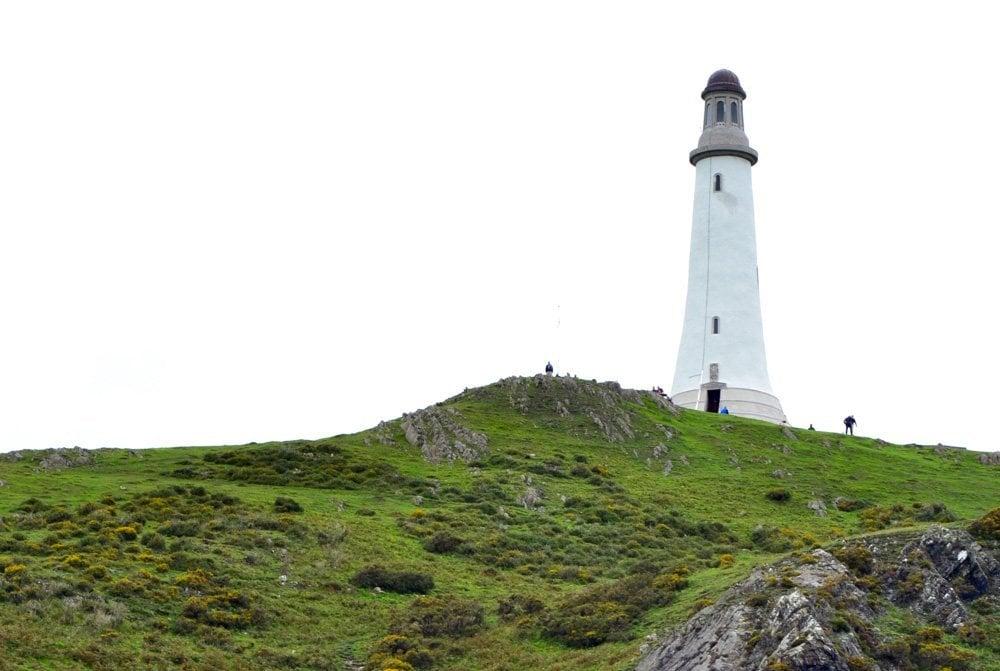 The Sir John Barrow Monument, Lighthouse Without a Light