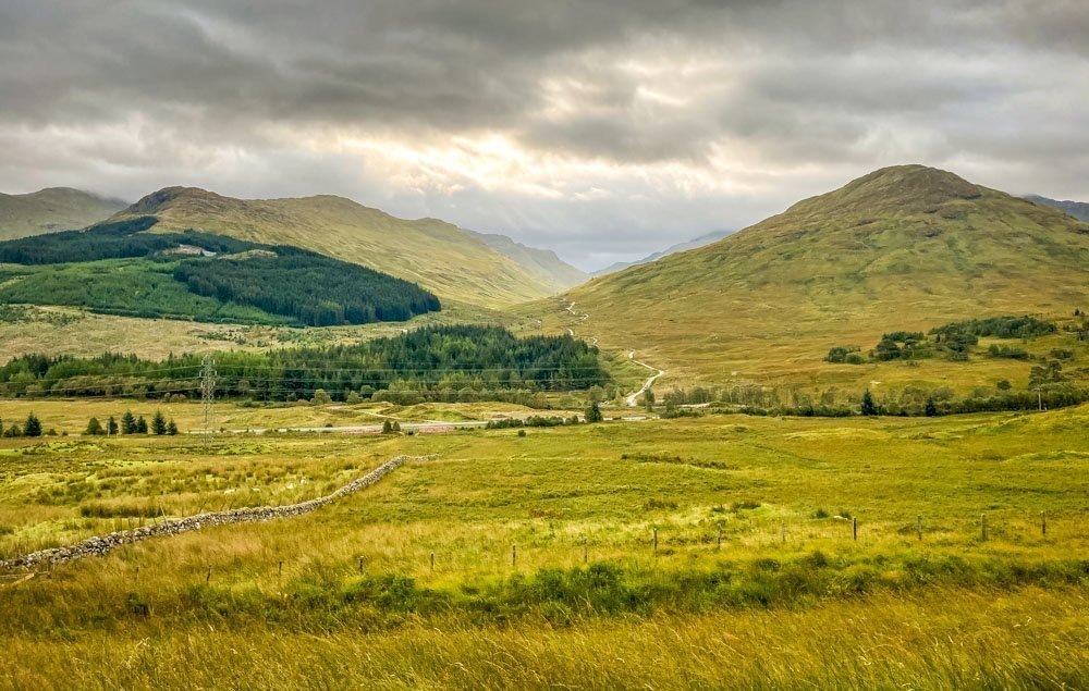 A Solo Walk Along The West Highland Way