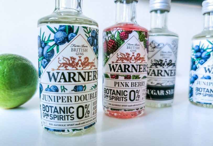 warners gin non alcoholic review