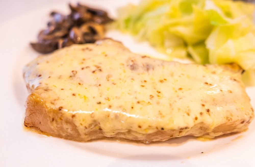L1021583 Rarebit Pork Chops Recipe
