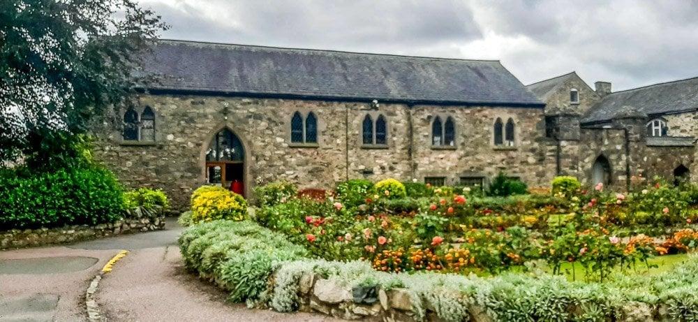 Monastery-grounds Mount Saint Bernard Abbey Leicestershire