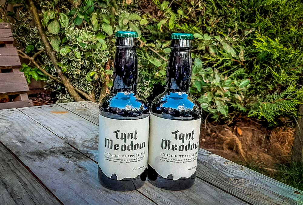 Tynt-meadow-Trappist-Ale-7.4-vol_ Mount Saint Bernard Abbey Leicestershire