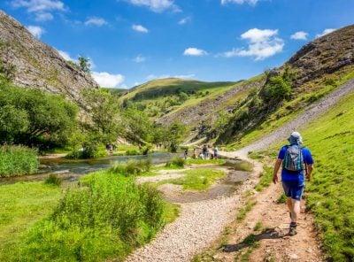 Exploring Dovedale - Caves, Limestone Spires, Riverside Walking